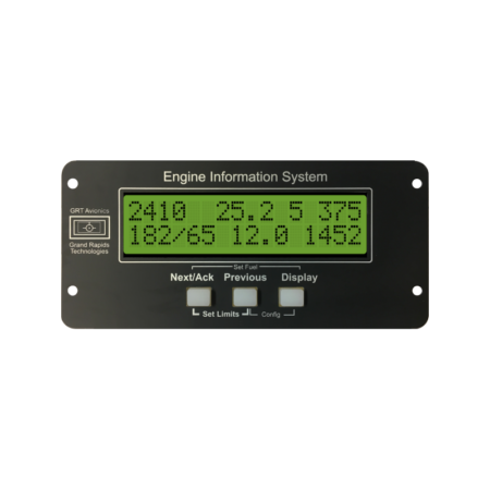 EIS Engine Monitors