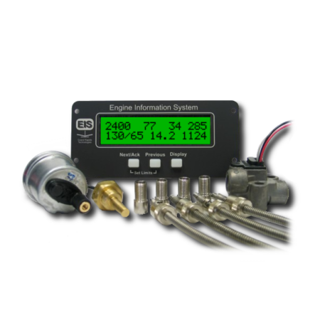 EIS Engine Monitor Packages